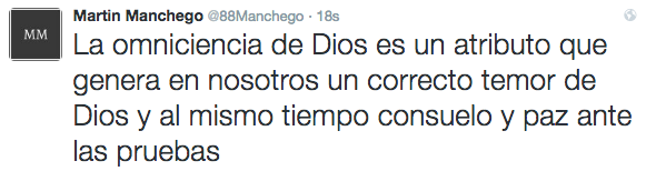 Twitter Manchego